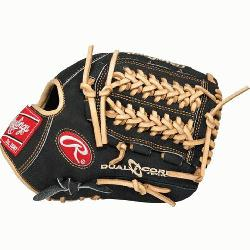 O204DCB Heart of the Hide 11.5 inch Dual Core Baseball Glove Right Hande