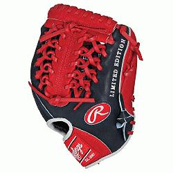 04NSLE Bryce Harper 11.5 inch Baseball Glove Right Hand Throw  This Heart of the Hide