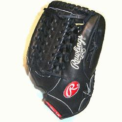 034M Heart of the Hide 12.75 Mesh Back Baseball Glove Right Hand Throw  This Heart o
