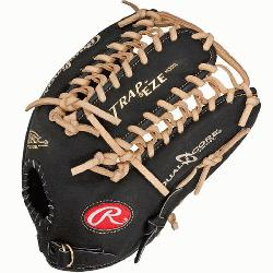 Heart of the Hide 12.75 inch Dual Core Baseball Glove Left