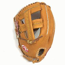 2 Inch Heart of the Hide Baseball Glove Left Hand Throw  Rawlings Heart of t