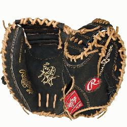 ings PROCM33DCB Heart of the Hide 33 inch Dual Core Catchers Mitt Right Handed ThrowRawlings
