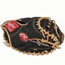 PROCM33DCB Heart of the Hide 33 inch Dual Core Catchers Mitt Right Handed