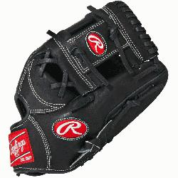 eltre Game Day Heart of the Hide baseball glove features the PRO I Web patt
