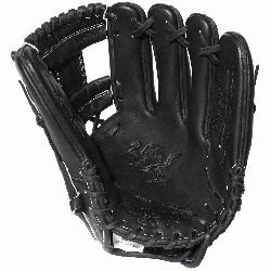 Game Day Heart of the Hide baseball glove features the PRO I Web pattern which is a single p