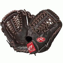 PROS1175-4MO Pro Preferred Mocha 11.75 inch Baseball Glove Right Handed Throw  This Pro Prefer