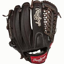 ROS1175-4MO Pro Preferred Mocha 11.75 inch Baseball Glove Right Handed Throw  Th