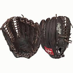 Rawlings PROS27TMO Pro Preferred Mocha 12.75 inch Baseball Glove Rig