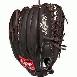 TMO Pro Preferred Mocha 12.75 inch Baseball Glove Ri