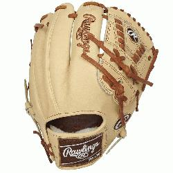 Preferred line of baseball gloves from Rawlings are known for their clean