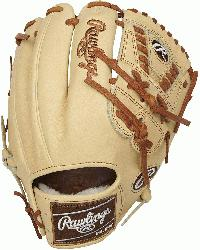 Preferred line of baseball gloves from Rawlings are known for their clean supple full-grain