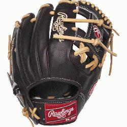 their clean supple kip leather Pro Preferred® series gloves break in to