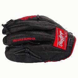 out Pro Preferred Gameday Pattern. 12.75 inch outfield glove. Trap-ez