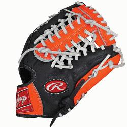 Rawlings RCS Series 11.75 inch Baseball Glove RCS175NO Right Hand Throw  In a sport d