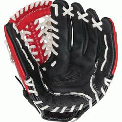 11.75 inch Baseball Glove RCS175S Right Hand Throw  In a sport dominated by uniformity the new