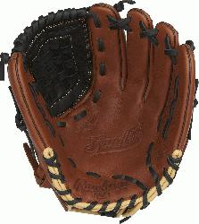 Series gloves feature an oiled
