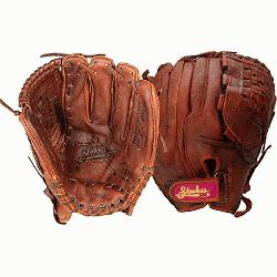 Shoeless Joe Gloves require little or no break in time Made from 100% Antique Tobacco Tann
