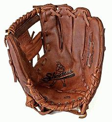 oe 11.75 inch I Web Baseball Glove Right Hand Throw  Shoeless Joe Gloves give a player the q