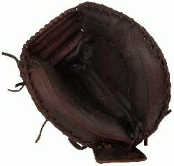 oeless Joe 34 inch Catchers Mitt Right Handed Throw  Shoeless Joe Glo