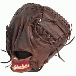 less Joe 34 inch Catchers Mitt Right Handed Throw  Shoeless Joe Gloves gi