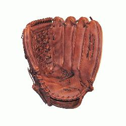 Mens 14 inch Softball Glove 1400BW Right Hand Throw  Men softball players can play the