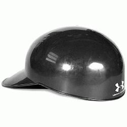 Armour Baseball Field Cap Black Medium  Under Armour Professional style catchers fielde