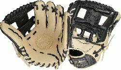 ack and cream design Right hand throw 11.5 inches infield model Pro-I web World-class palm lining