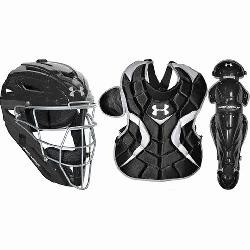 Senior PTH Victory Series Age 12-16 Catchers Gear Set Navy  Kit includes the following items