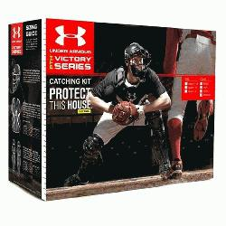 der Armour Senior PTH Victory Series Age 12-16 Catchers