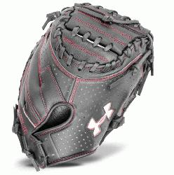 es mitt features a blend of leather wit