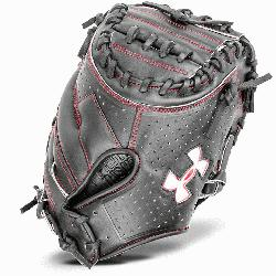 rs Glove Conventional Open Back. Wide Deep Pocket. Vertical