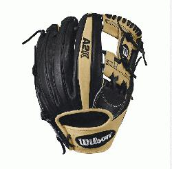 Wilson A2K 1787 Infield Baseball Glove A2K 1787 11.75 Infield - Right Hand Throw WTA2KRB1717
