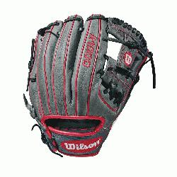.5 Wilson A1000 glove is made with the same innovation that drives Wilson Pro stock infield