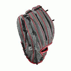 5 Wilson A1000 glove is made with the same innovation that drives Wilson Pro stock infield pat