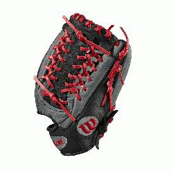 e 12.5 Wilson A1000 glove is made with the same innovation that