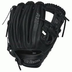 5 inch Baseball Glove Right Handed Throw  Wilsons A1k series takes the patter
