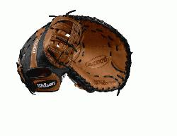 ilson A2000 1614 is one of the largest first base models in our li