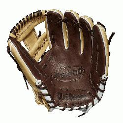 -Web Double lacing at the base of the web Blonde/Dark Brown/White Pro Stock leather preferred f