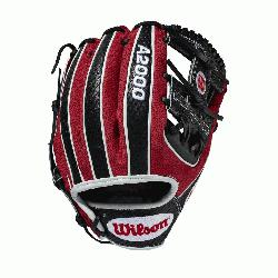 ro Stock Leather returns to the Glove of the Month in this fiery A2000 1786SS desig