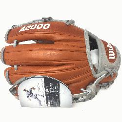 Baseball Glove of the month for May 2019. Single P