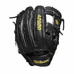 h infield WTA20RB19DP15 Made with pedroia fit for players with a smaller hand H-Web design Bl