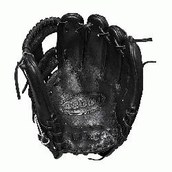 1.5 inch infield WTA20RB19DP15 Made with pedroia fit for players with a smaller hand H-We