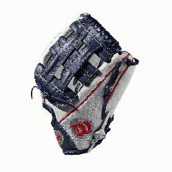 12 infield glove Dual post web Grey SuperSkin twice as strong as regular leather but half