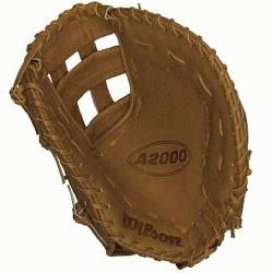 Base Mitt BB1883 Tan 12 inch Left Handed Throw  The Wilson A2000 puts unbeatabl