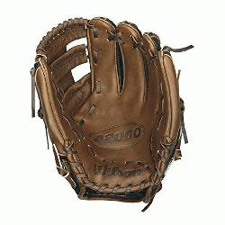 000 G5SS 11.75 inch Baseball Glove with Super skin. The Wilson A2000 G5SS features the same long