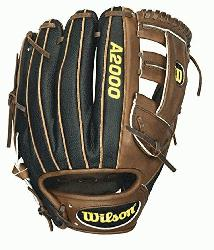 11.75 inch Baseball Glove with Super skin. The Wilson A2000 G5SS features the sam