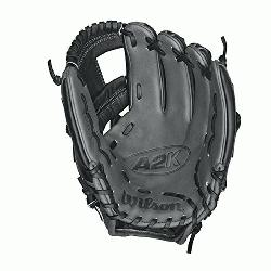 on A2K 11.5 inch Baseball Glove. 1786 Pattern.