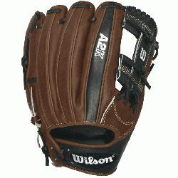 iddle infield & third base model the A2K 1787 baseball glove is perfect for dual position playe