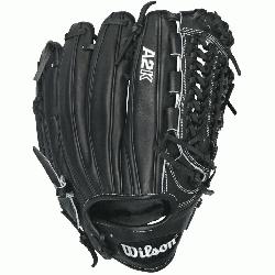 e Wilson A2K Series simply exudes greatness. These gloves were meticulously deve