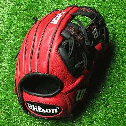 n Bandit 1786PF Baseball Glove 11.5 USED right hand throw.</p>
